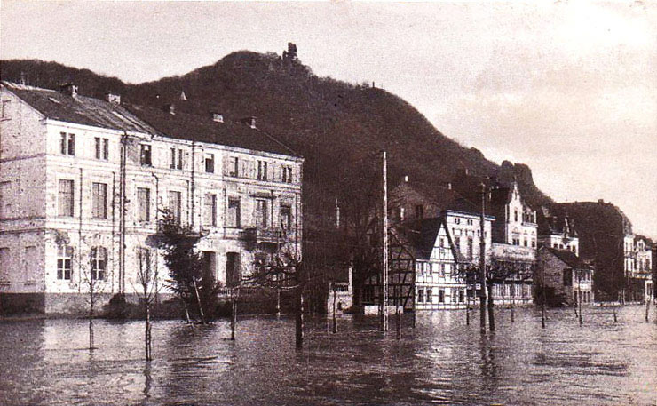altes fährhaus königswinter
